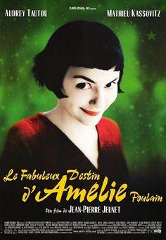 Mi peli favorita es Amelie | la vida es un cuenquito de instantes.