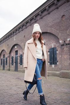 Conquering the Cold with Investment Pieces – Negin Mirsalehi
