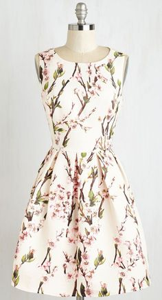 Blossoming with Beauty Dress!!