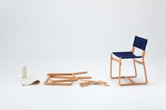 coshell chair by Tendo Mokko... simple simply the best... :-)