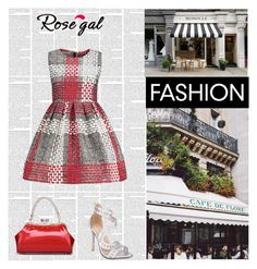 """Rosegal"" by antonija2807 ❤ liked on Polyvore featuring vintage, pretty, jeans and rosegal"