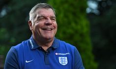 Sam Allardyce to face Croatia in first match as England manager