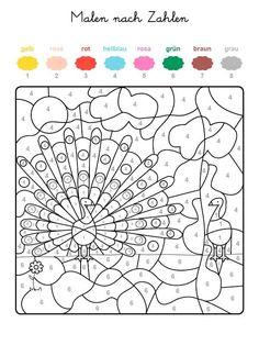 Die 32 Besten Bilder Von Malen Nach Zahlen Kinder Malen Nach