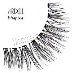 Ardell Invisiband Eyelashes #Wispies Ardell Eyelashes, Fashion Jewelry, Cosmetics, Makeup, Beauty, Maquillaje, Beleza, Maquiagem