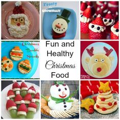 Fun and Healthy Christmas Food for Kids (and Big Kids!) - Natural New Age Mum