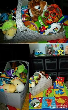 Catch all bin with toys guessing game Thirty One Baby, Thirty One Uses, Thirty One Gifts, Thirty One Organization, Kids Room Organization, Thirty One Facebook, Thirty One Business, Thirty One Consultant, 31 Gifts