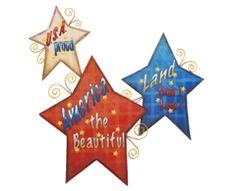 July 4th, Americana, Stars, Stripes, USA,