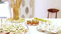 Cena a buffet: tante ricette per i tuoi ospiti - Buffet in bianco