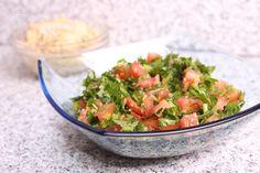Salată de pătrunjel cu roşii Guacamole, Ethnic Recipes, Food, Meals, Yemek, Eten