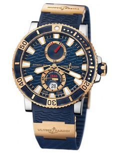 - Marine Diver Titanium - Marine Diver - Marine - Welcome to the Ulysse Nardin collection - Ulysse Nardin - Le Locle - Suisse - Swiss Mechanical Watch Manufacturer Luxury Watches, Rolex Watches, Scuba Diving Watches, Marine Chronometer, Le Locle, Luxury Watch Brands, Automatic Watches For Men, Fashion Watches, Men's Fashion