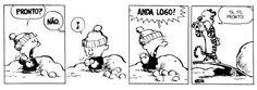 Calvin e Haroldo - E Foi Assim Que Tudo Começou, página 42