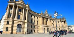 Bebelplatz and Humboldt University