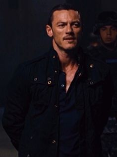 Luke Evans Screencaptures: Your No. 1 Source • 079/100 movie stills of Owen Shaw (Luke Evans)...