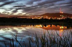 A Város a tópartról Hungary, Celestial, Sunset, City, Outdoor, Beautiful, Outdoors, Cities, Sunsets