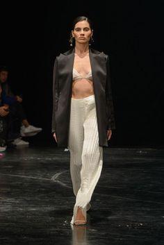 Materiel By Aleksandre Akhalkatsishvili Tbilisi Spring 2018 Fashion Show Collection