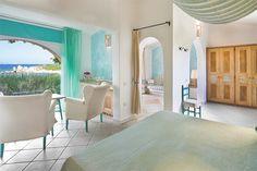 Resort Valle dell'Erica Thalasso & SPA***** Nord Sardegna   #design #interiordesign #bedroom #room #suite