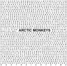 All about Arctic Monkeys