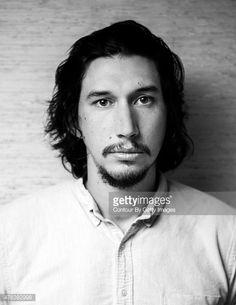 Photo d'actualité : Actor Adam Driver, recipient of 2015 Maui Film...