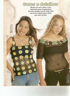Moda Crochê nº 36 - Felicidade de Amor - Picasa-Webalben