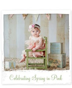 New Spring Stripes.love the bkgd Photography Mini Sessions, Photography Settings, Spring Photography, Photography Backdrops, Children Photography, Photo Sessions, Spring Pictures, Easter Pictures, Easter Backdrops