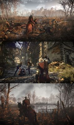 Next Gen - Witcher 3