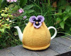 Pansy Tea Cosy £15.00
