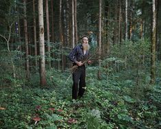 Thought-Provoking Photographs Of People Living Alone In The Wilderness - Bored Panda