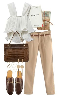 """Parisian Summer"" by nikka-phillips ❤ liked on Polyvore featuring GO Home Ltd., ASOS, Chanel, Gucci and Isabel Marant"