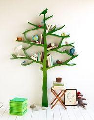 #Book Shelf or we should call it #Tree Shelf. #Decor