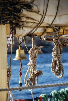 sailing ropes