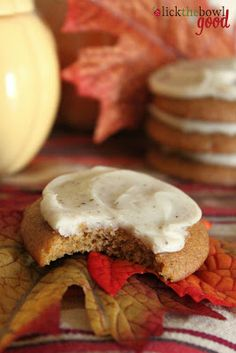 Lick The Bowl Good: Why I Love Fall Can't wait to bake these.