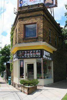 John's Pizza Cafe(Old Location)-Saint Paul