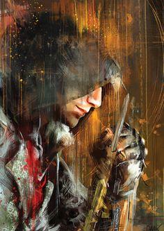 Assassin's Creed Syndicate: Jacob Frye Portrait •Wisesnail