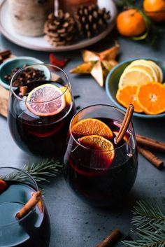 Mulled Wine is a cozy way to warm up on a winter evening with friends! This festive recipe is spiced with cinnamon, cloves, citrus, and holiday cheer. Simmer it on the stovetop, crockpot, or slow cooker and toast the holidays!   mulled wine // mulled wine crockpot // traditional mulled wine // Gløgg   #recipe #wine #mulled #spices #christmas #holiday #kitchenconfidante #crockpot #slowcooker #stovetop