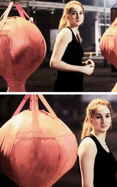 she's not the strongest or best at fighting, but she's got the brains and the passion. Divergent 2014, Divergent Fandom, Divergent Funny, Divergent Trilogy, Divergent Insurgent Allegiant, Tris Et Quatre, Tris And Four, Tris Prior, Veronica Roth