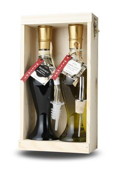 Amphora Olive Oil two bottle gift set- oz each by Melina's from Melina's Gourmet Foods Interior Design Philippines, Gourmet Gifts, Gourmet Foods, Olive Oil Packaging, Custom Car Interior, Small House Interior Design, Great Graduation Gifts, Olive Oil Bottles, Last Minute Gifts