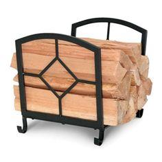 Art Nouveau Fireplace Wood Holder
