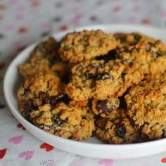 Love Monster Cookies Dried Cherries, Dried Fruit, Love Monster, Dog Food Recipes, Cherry, Cookies, Crack Crackers, Biscuits, Dog Recipes