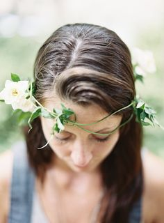 Floral Crown Tutorial by Amy Osaba