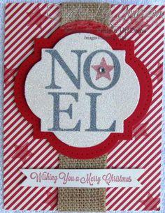 November 2013 Paper Pumpkin Kit - Noel, SU cards