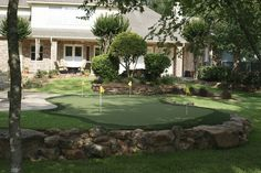 54 Best Putting Green Ideas Images In 2019 Backyard