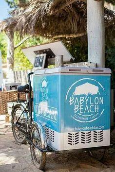 Babylon Beach restaurants y cantina / #eivissa #babylon