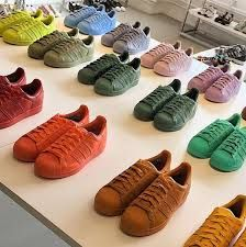 All colours! Adidas Superstar by Pharrel
