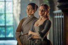 Outlander, serie de Starz basada en las novelas de Diana Gabaldon. En España a través de Movistar.: La vida de casados de Jamie y Claire y otras nueva...