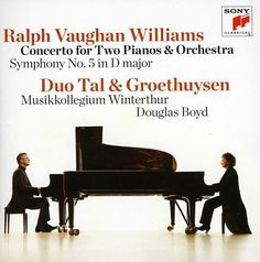 Tal & Groethuysen - Vaughan Williams: Piano Concerto & Symph