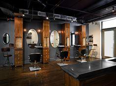 inspiration pepper pastor salon nyc the loft on broome - Hair Salon Design Ideas Photos