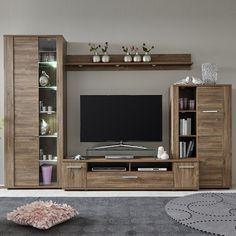 Tv Unit Furniture Design, Tv Unit Interior Design, Small Living Rooms, Living Room Sets, Living Room Furniture, Tv Set Design, Tv Wall Design, Tv Wall Cabinets, House Roof Design