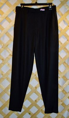 Black dress size 00 trousers