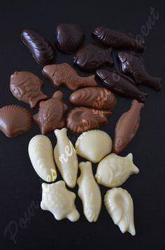 Fritures en chocolat