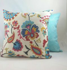 Mixed print bright outdoor cushion. Very attractive fun cushion  https://www.etsy.com/ca/listing/244833274/bright-mixed-print-fun-outdoor-cushion